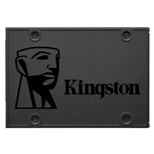 Kingston 960GB A400 SSD 2.5 Inch 7mm, SATA 3.0 (6Gb/s), 500MB/s R, 450MB/s W