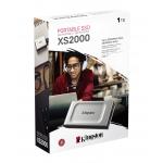 1TB (1000GB) Kingston XS2000  SSD   Up To 2000MB/s