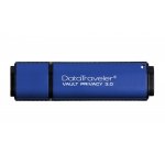 Kingston 64GB USB 3.0 DTVP30 Encrypted Managed Flash Drive