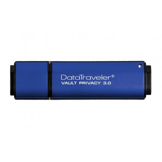 Kingston 16GB USB 3.0 DataTraveler Vault Privacy Memory Stick Flash Drive