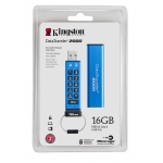 Kingston 16GB USB 3.1 DataTraveler Encrypted Memory Stick Flash Drive