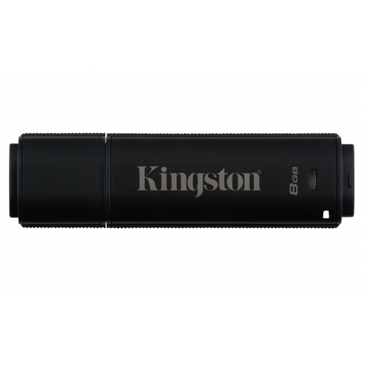 Kingston 8GB DT4000G2 Encrypted Flash Drive USB 3.0, 165MB/s