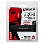 Kingston 32GB USB 3.0 DT4000G2 Encrypted Managed Flash Drive