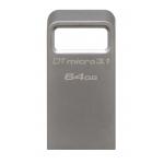 Kingston 64GB USB 3.1 DataTraveler Micro Memory Stick Flash Drive