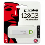 Kingston 128GB USB 3.0 DataTraveler DTiG4 Memory Stick Flash Drive