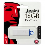 Kingston 16GB USB 3.0 DataTraveler DTiG4 Memory Stick Flash Drive