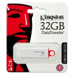 Kingston 32GB USB 3.0 DataTraveler DTiG4 Memory Stick Flash Drive