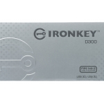 Ironkey 128GB USB 3.0 D300 Encrypted Managed Flash Drive