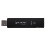 Ironkey 16GB USB 3.0 D300 Encrypted Managed Flash Drive