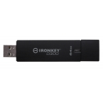 Ironkey 64GB USB 3.0 D300 Encrypted Managed Flash Drive