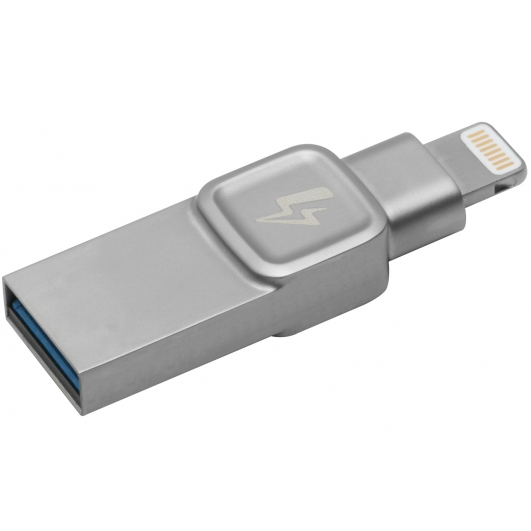 Kingston 32GB DataTraveler Bolt Duo USB 3.0 Lightning Memory Stick Flash Drive