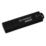 Ironkey 16GB USB 3.1 D300S Encrypted Managed Flash Drive FIPS 140-2 Level 3