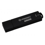 Ironkey 4GB USB 3.1 D300S Encrypted Managed Flash Drive FIPS 140-2 Level 3