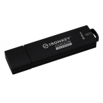 Ironkey 64GB USB 3.1 D300S Encrypted Managed Flash Drive FIPS 140-2 Level 3