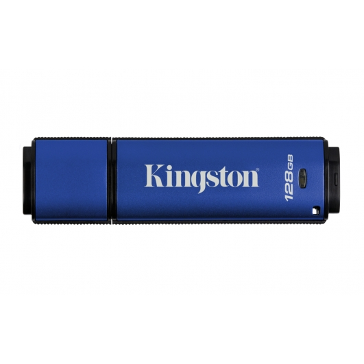 Kingston 128GB DataTraveler Encrypted Flash Drive USB 3.0