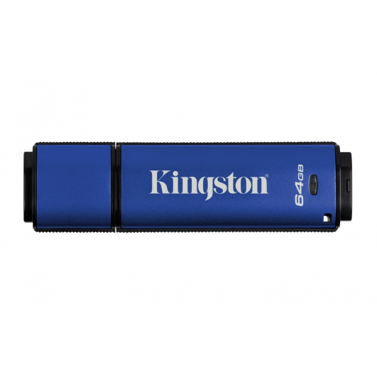 Kingston 64GB DataTraveler Encrypted Flash Drive USB 3.0