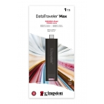 Kingston 1TB (1000GB) DataTraveler Max Type-C Flash Drive USB 3.2, Gen2, 1000MB/s