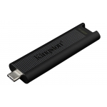Kingston 256GB DataTraveler Max Type-C Flash Drive USB 3.2, Gen2, 1000MB/s