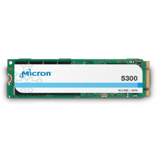 Micron 240GB 5300B SSD M.2 (2280), SATA 3.0 (6Gb/s), 540MB/s R, 220MB/s W