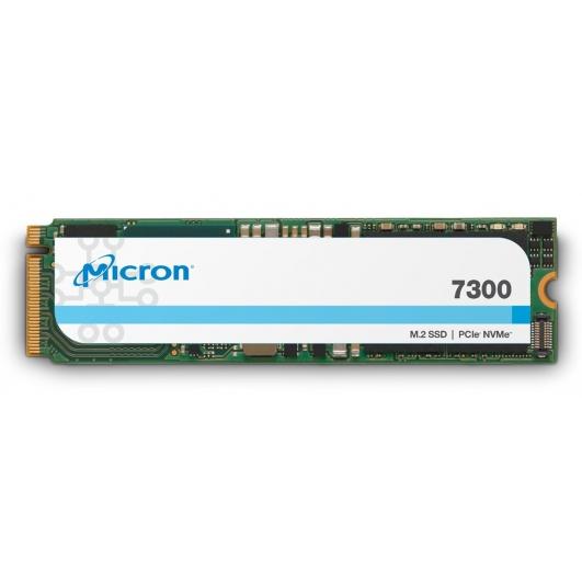 Micron 960GB 7300P SSD M.2 (22110), NVMe, PCIe 3.1 (x4), 2400MB/s R, 700MB/s W