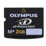 Olympus 2GB XD Type M+ Memory Card
