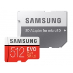 Samsung 512GB Evo Plus Micro SD Card