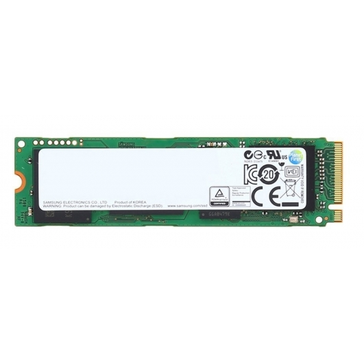 Samsung 512GB SM961 PCIe NVMe M.2 SSD Solid State Drive