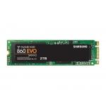 Samsung 2TB (2000GB) 860 EVO SSD M.2 (2280), 520MB/s R, 550MB/s W