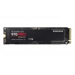 Samsung 1TB (1000GB) 970 PRO SSD M.2 (2280), NVMe, PCIe 3.0 (x4), 3500MB/s R, 2700MB/s W