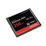 SanDisk 256GB Extreme Pro Compact Flash (CF) Card 160MB/s R, 150MB/s W