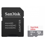 SanDisk 128GB Ultra Micro SD Card & Reader