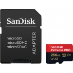 SanDisk 256GB Extreme Pro Micro SD Card