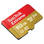 SanDisk 512GB Extreme Micro SD Card