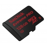 SanDisk 128GB Extreme Pro Micro SD Card