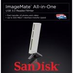 SanDisk ImageMate USB 3.0 Memory Card Reader Writer