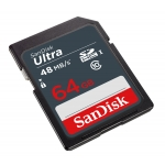 SanDisk 64GB Ultra SD Card