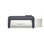 SanDisk 128GB Ultra Dual USB 3.1 Type C Memory Stick Flash Drive