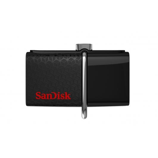 SanDisk 16GB USB 3.0 Ultra Dual OTG Micro USB Memory Stick Flash Drive 150MB/s