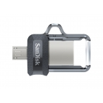 SanDisk 256GB USB 3.0 Ultra Dual M3.0 OTG Micro USB Memory Stick Flash Drive