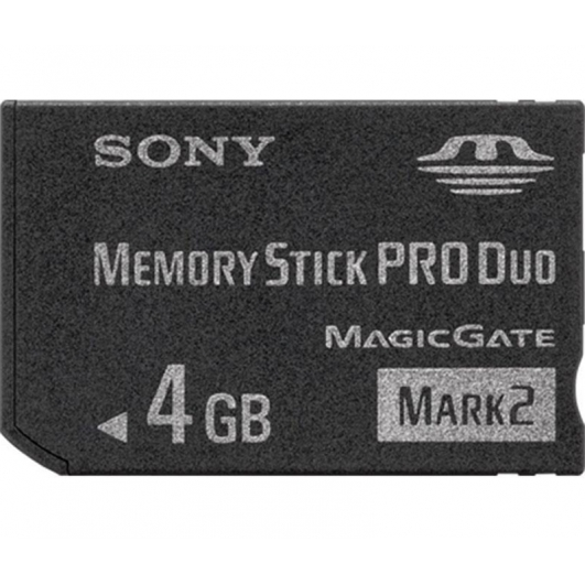 Sony 4GB  Pro Duo Memory Card