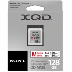 Sony 128GB XQD Card M Series 440MB/s R, 150MB/s W