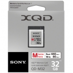 Sony 32GB XQD Card M Series 440MB/s R, 80MB/s W