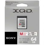 Sony 64GB XQD Card M Series 440MB/s R, 400MB/s W