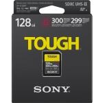 Sony 128GB Tough SDXC (SD) Memory Card UHS-II U3 V90 300MB/s R 299MB/s W