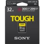 Sony 32GB Tough SDHC (SD) Memory Card UHS-II U3 V90 300MB/s R 299MB/s W
