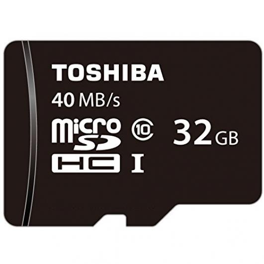 Toshiba 32GB Micro SDHC (MicroSD) Memory Card U1 40MB/s for Samsung  Galaxy Note 3 N9000 Mobile Phone