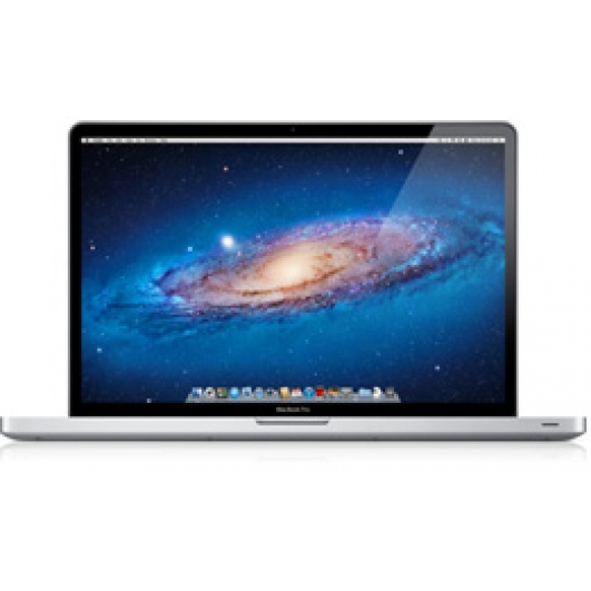 Apple MacBook Pro Late 2011 - 17-inch 2.4GHz Core i7