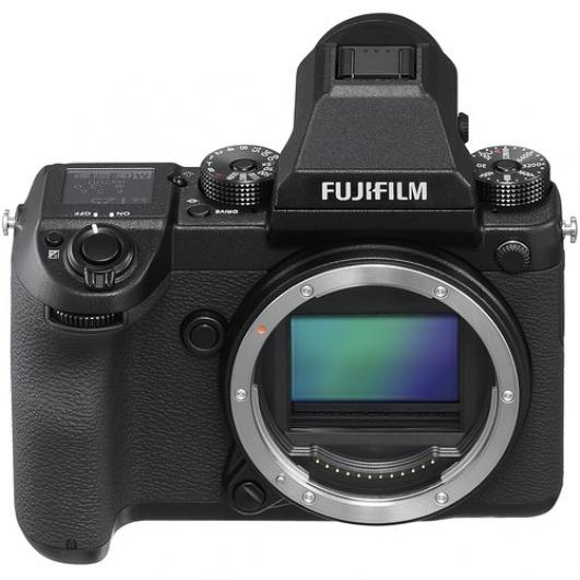 Fuji Film GFX 50S