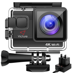 Victure AC800 Action Camera Memory Cards | Free Delivery