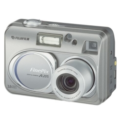 Fuji Film A205 Digital Camera Xd Memory Cards
